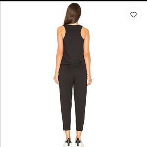 Bobi Other Supreme Jersey Jumpsuit Xs Black Poshmark